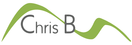 Logo Chris B